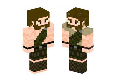 Como crear skin de Minecraft