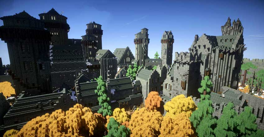 Detalle Winterfell