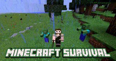 minecraft susvival