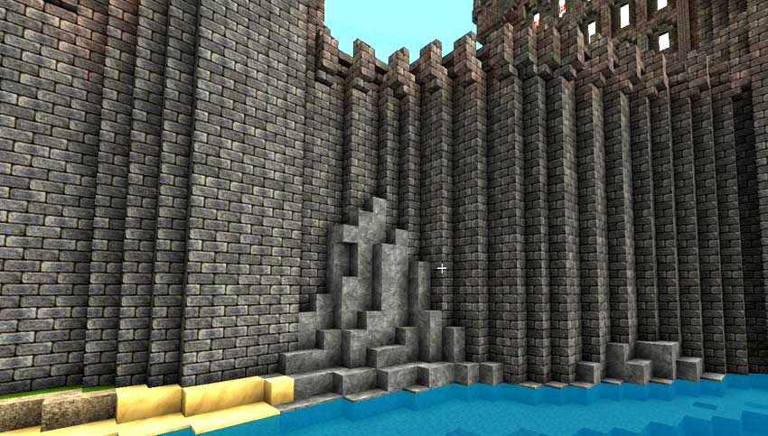 murralla minecraft