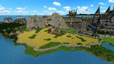 El trigo en Minecraft