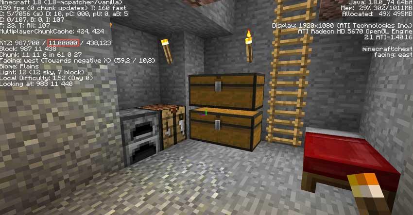 base minera