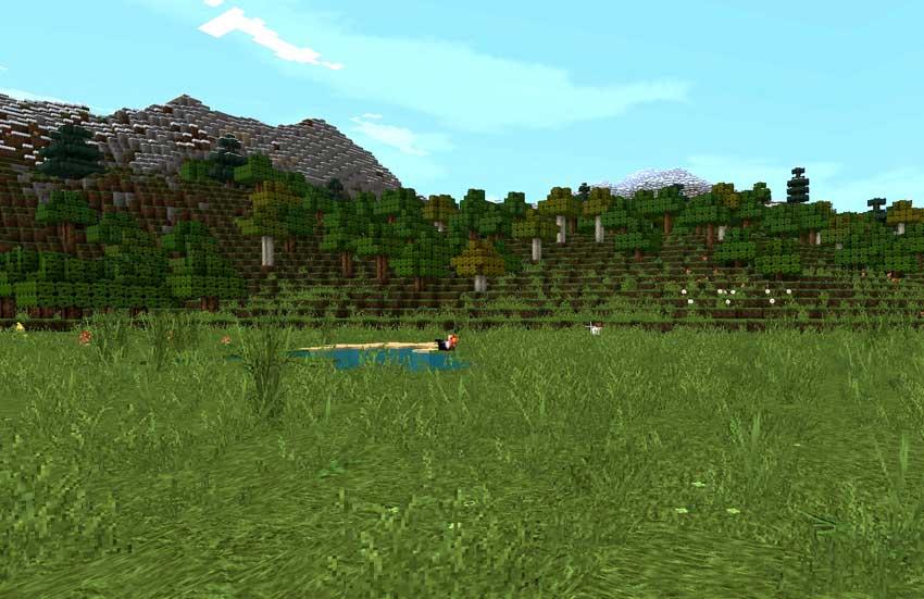 buen lugar para construir vivienda en minecraft