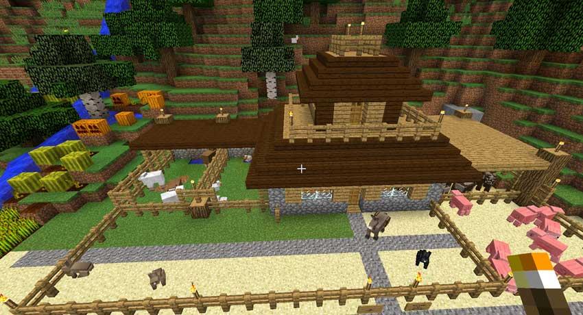 La planificación de supervivencia en Minecraft