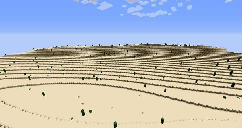 desierto minecraft