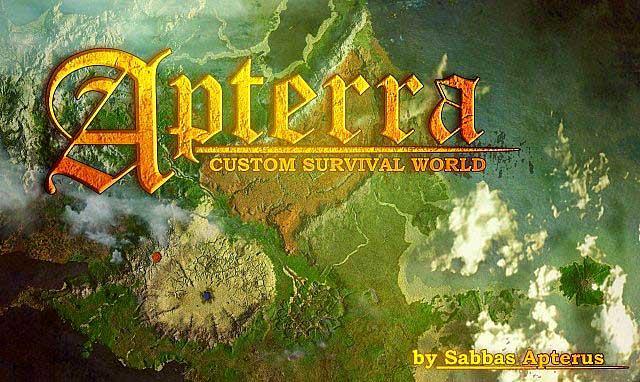 APTERRA map