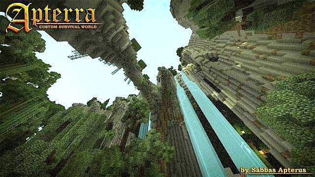 APTERRA minecraft