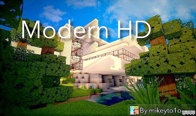 pack Modern HD Texture