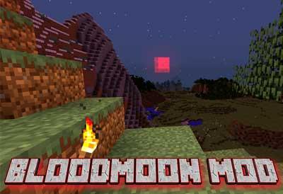 bloodmoon mod minecraft