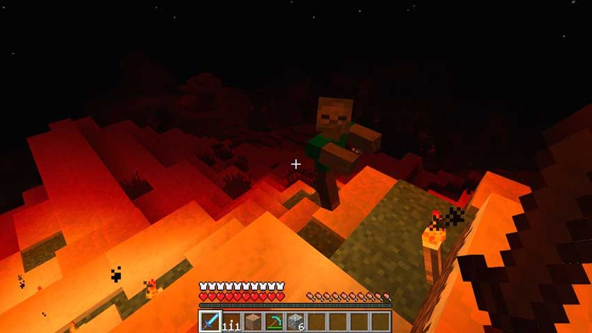 minecraft bloodmoon
