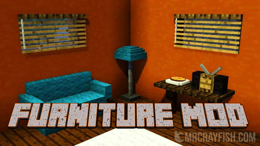 Furniture Mod para Minecraft