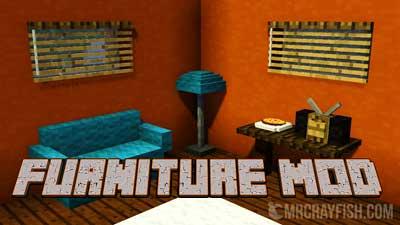 Furniture Mod para Minecraft