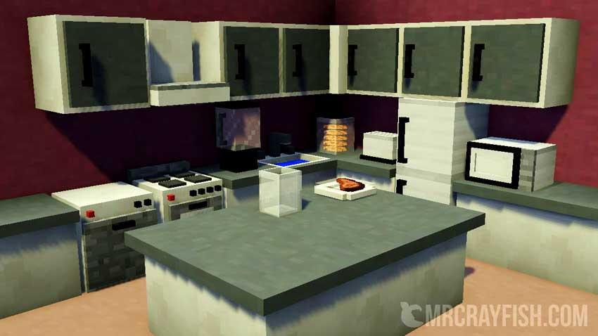 Salas color azul - Sofas para cocinas ...