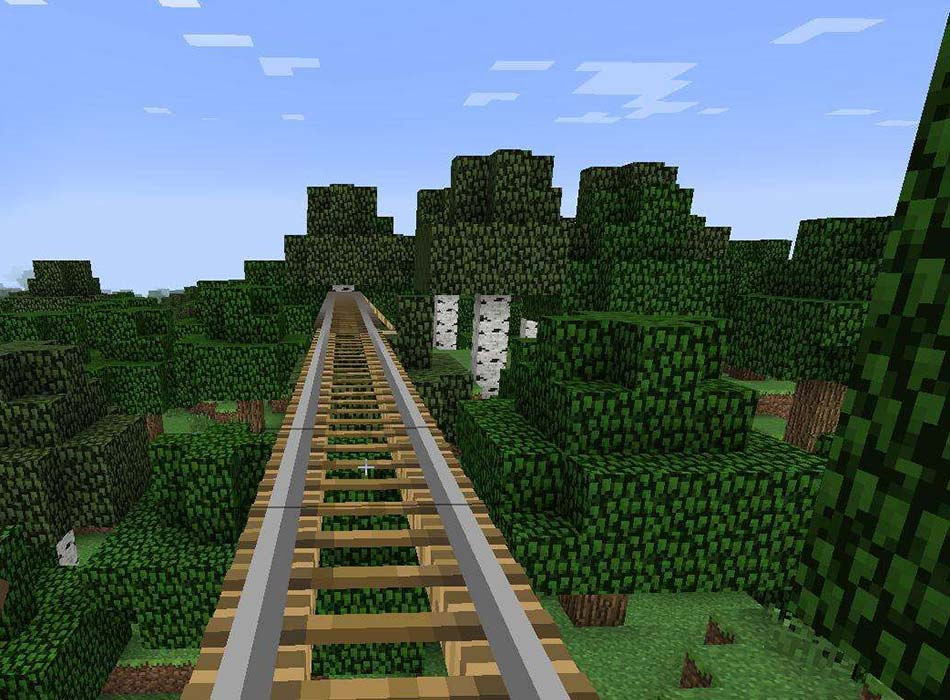 railes Minecraft