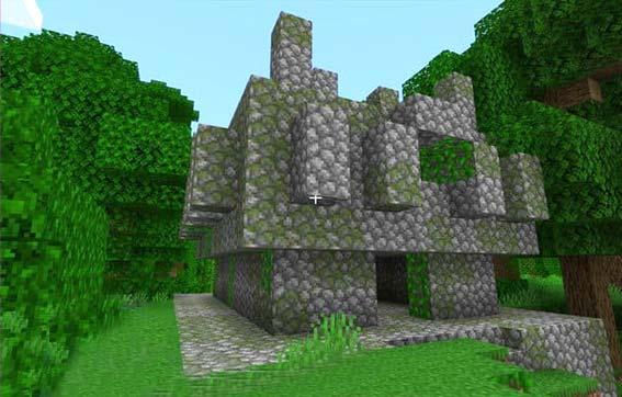 templos de jungla