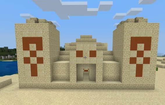 templos del desierto