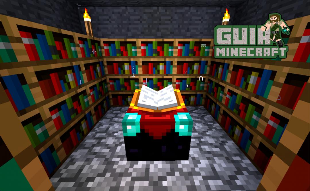 Lista de encantamientos de Minecraft