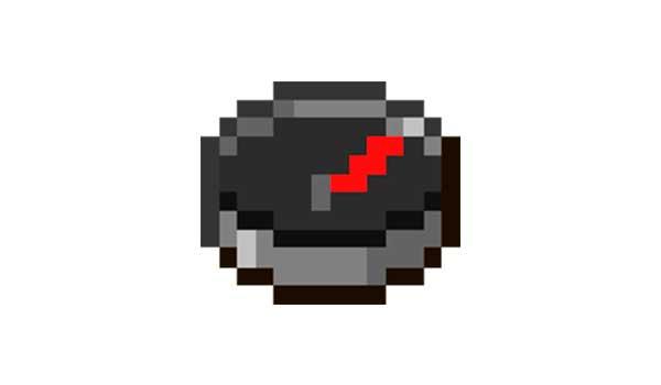 cómo hacer una brújula de minecraft